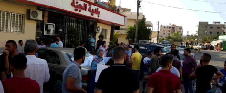 بلدية الجية تطالب بوقف العمل الحراري القديم و إلا… هذه التفاصيل