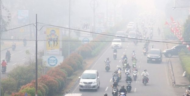 """تلوث الهواء """"يضر"""" بالقدرات العقلية"""