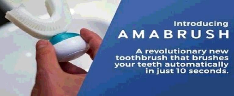 ابتكار فرشاة تنظف الأسنان في ١٠ ثواني!