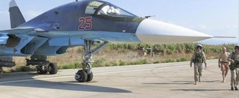 سوريا: الهجمات على قاعدة حميميم الروسيّة ارتفعت