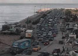 تعديل في موعد إقفال الطريق البحرية من انطلياس إلى بيروت