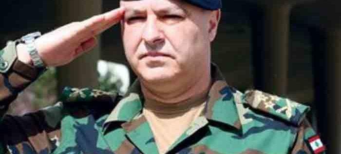 قائد الجيش للبنانيين: عهد منا في يوم عيدنا أن يكون أمنكم عنوانا وهدفا