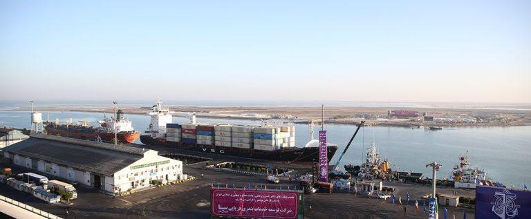 قطر تطلب تنشيط خطوط الملاحة البحرية مع إيران