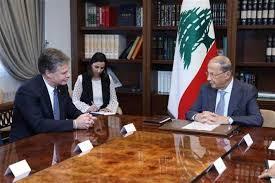 السفارة الأميركية: زيارة راي تعيد تأكيد الشراكة مع لبنان