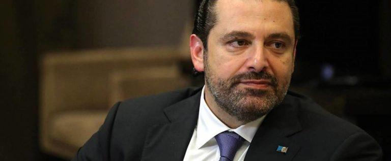 الحريري اتصل بالمسؤولين في طرابلس لمعالجة مشكلة انقطاع المياه