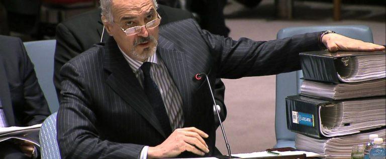 مندوب سورية الدائم لدى الأمم المتحدة: السلطات السعودية ليست سوى واجهة صغيرة تتلطى وراءها الدول المشغلة لها والمعادية لسوري