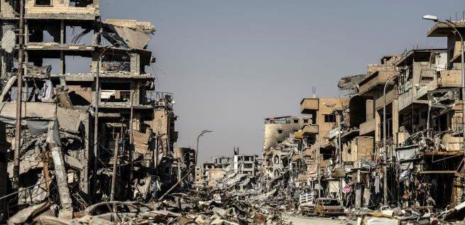 ترامب: الرياض ستتكفل بإعادة إعمار سورية بدلاً من واشنطن