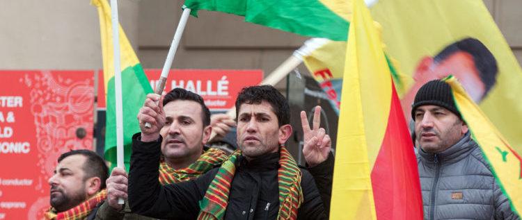 أحزاب كردية : نتمنى نجاح المفاوضات مع دمشق