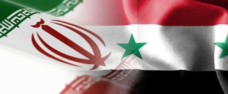 إنشاء مركز تجاري إيراني في منطقة دمشق الحرة