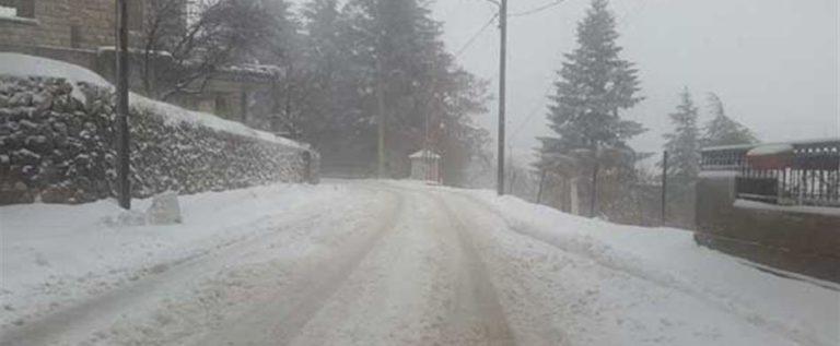 رياح وتساقط امطار غزيرة غدا وانخفاض في الحرارة وثلوج على ال1000م