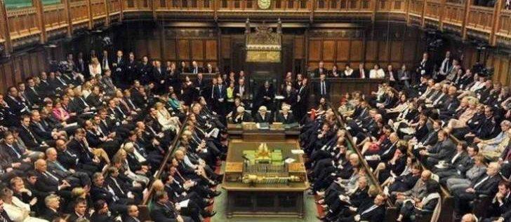 """البرلمان البريطاني يرفض بالأغلبية خطة ماي بشأن """"بريكست"""""""