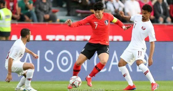 قطر تطيح بكوريا الجنوبية وتتأهل لنصف نهائي آسيا