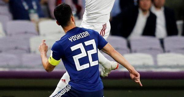 اليابان تقسو على ايران  3-0