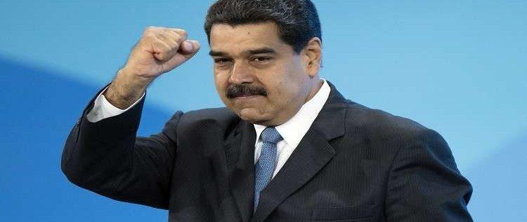 مادورو ردا على اعتراف بعض الدول بغوايدو: انتخبني الشعب الفنزويلي بأغلبية الأصوات