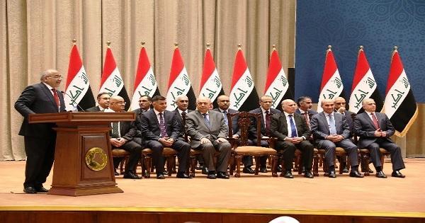 """خمس ساعات في بيروت أنهت عقدة """"الداخلية"""" في حكومة عبد المهدي"""