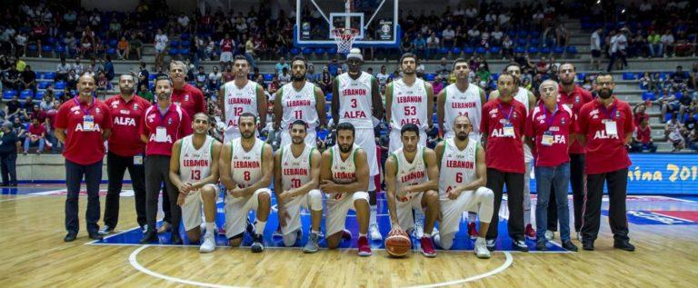 نفاد تذاكر مواجهة لبنان ونيوزيلندا في تصفيات مونديال السلة