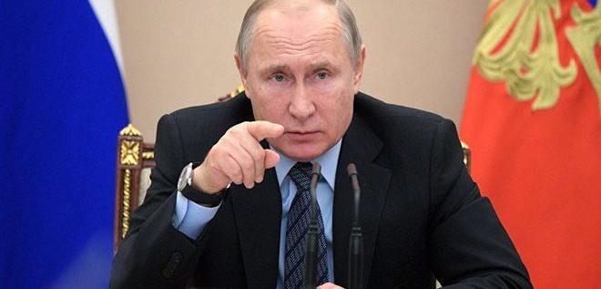 بوتين: ضرورة بذل مزيد من الجهود لدفع العملية السياسية في سورية