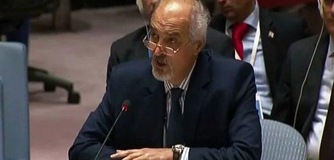 لجعفري: سورية تؤكد دعمها الكامل للرئيس مادورو ورفضها التدخلات الأمريكية في شؤون فنزويلا