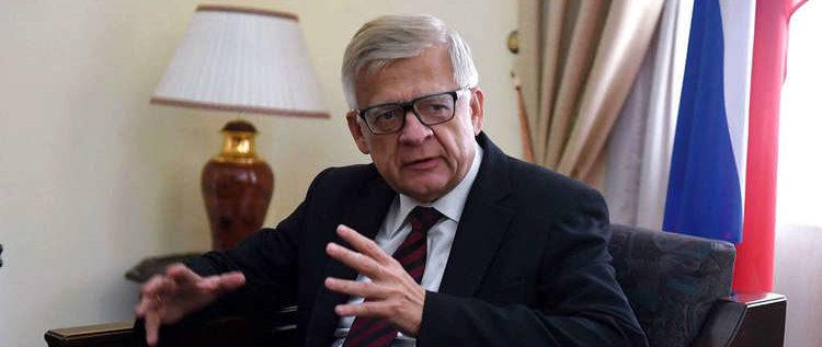 السفير الروسي لدى لبنان: سياسات واشنطن قد تجر المنطقة نحو حرب جديدة