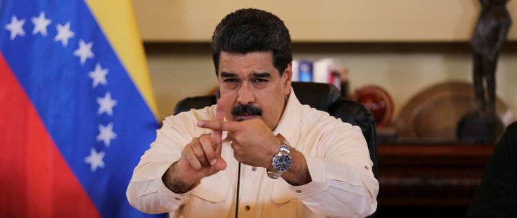 مادورو يغلق الحدود مع البرازيل ويدرس خطوة مماثلة بحق كولومبيا