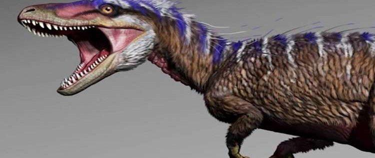 """اكتشاف """"نذير الموت"""" جد """"ملك الديناصورات الطاغية"""""""