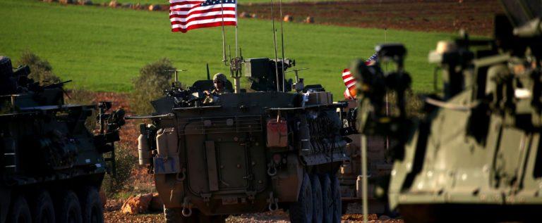 قراءة استراتيجية في إبقاء أمريكا 200 جندي لها في سوريا