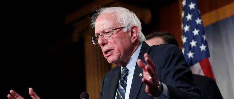 بيرني ساندرز ينضم لسباق الترشيح لانتخابات الرئاسة الأمريكية 2020