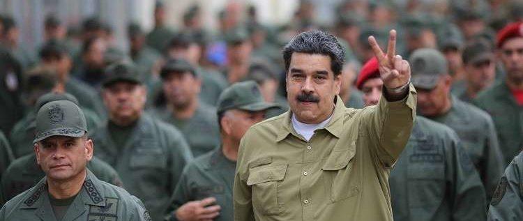 الرئيس الفنزويلي يقطع العلاقات الدبلوماسية مع كولومبيا