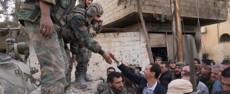 """مصافحة الأسد باهظة"""": رئيس فرمل السباق العربي إلى سوريا.. وهدّد بهذه الورقة!"""