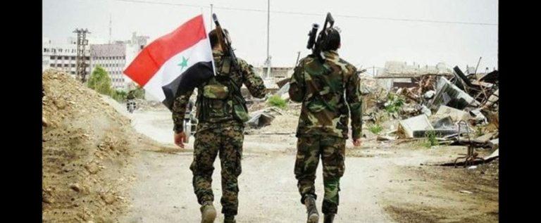 دمشق تهدد… الجيش السوري لن يقف متفرجاً على خرق اتفاقات وقف التصعيد