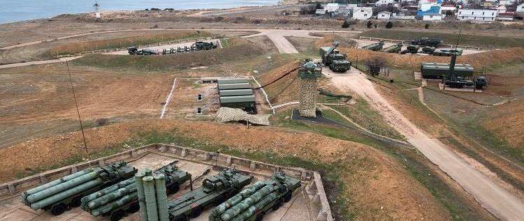 """الجيش الروسي يتسلم منظومات """"إس-500"""""""
