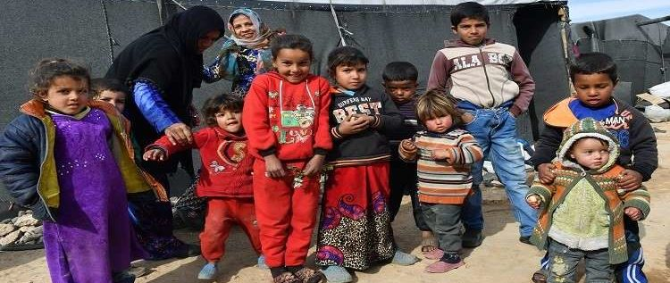 إجراءات روسية سورية لإنقاذ لاجئي مخيم الركبان