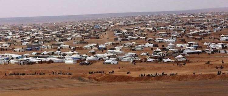 الدفاع الروسية: واشنطن رفضت السماح بدخول قوافل مهمتها نقل المدنيين السوريين من مخيم الركبان