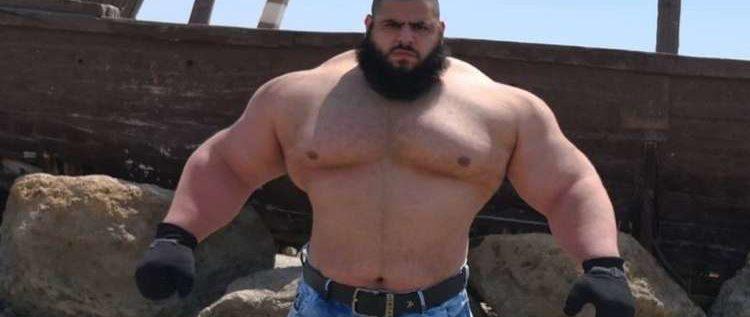 هالك البرازيلي متحديا هالك الإيراني: سأفصل رأسك عن جسدك