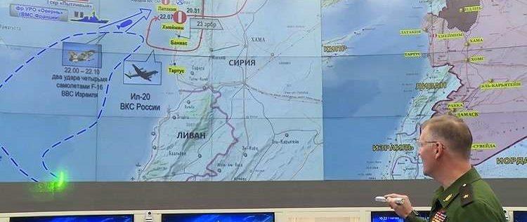 """مصدر: روسيا وإسرائيل تصوغان وثيقة لـ """"تفادي الصدام"""" بينهما في سوريا"""