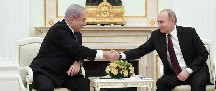 """الكرملين يعلق على أنباء تحدثت عن """"خطة لحل النزاع السوري"""" طرحها نتنياهو على بوتين"""