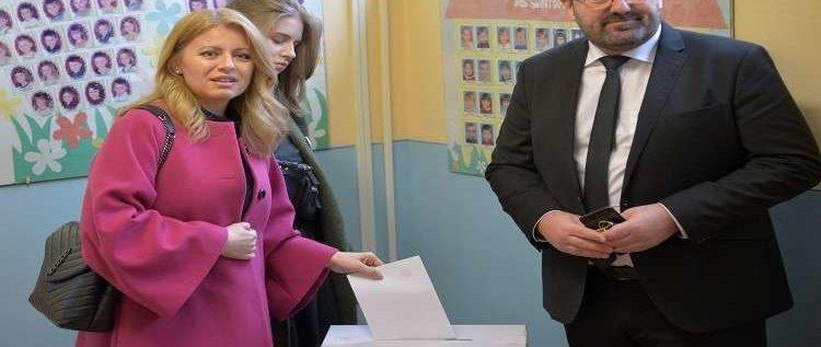 كابوتوفا أول امرأة في رئاسة سلوفاكيا