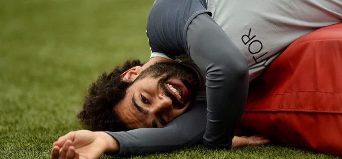 بعد صيامه عن زيارة الشباك لسبع مباريات…  محمد صلاح ينشر هذه الصورة!