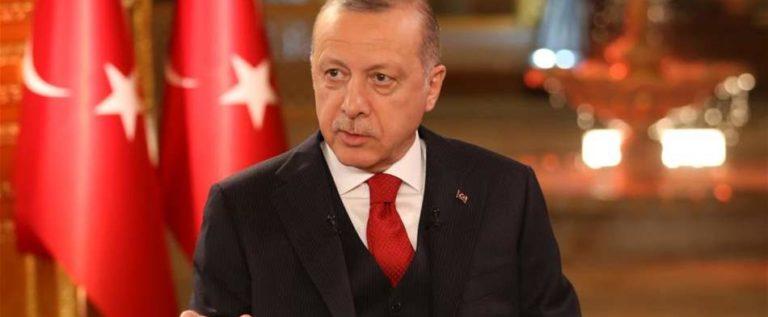 أردوغان: صب الزيت على النار لا يفيد أحداً!