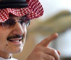 """الوليد بن طلال: خسارة 77 مليار هي مجرد """"خسارة ورقية"""""""