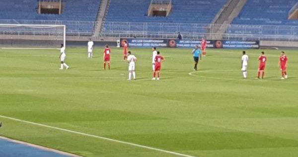 الأولمبي الإماراتي يكتسح لبنان بسداسية في تصفيات آسيا