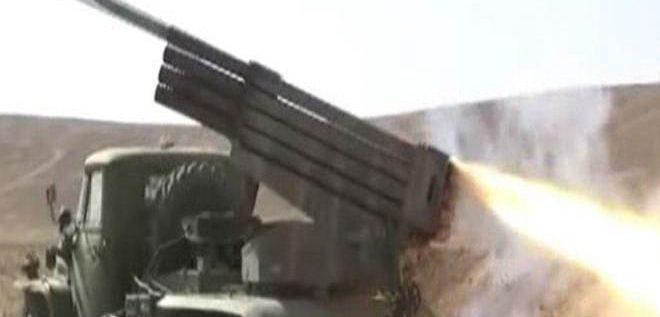 الجيش السوري يرد على خروقات الإرهابيين ويقضي على أعداد منهم في ريف حماة