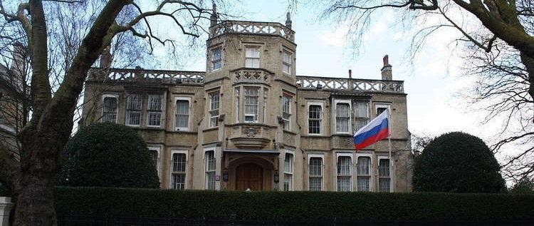 السفارة الروسية في لندن تنتقد التستر في قضية سكريبال