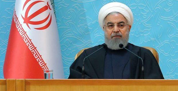 روحاني في بغداد: تمكنا سوية من إلحاق أكبر هزيمة بالإرهابيين