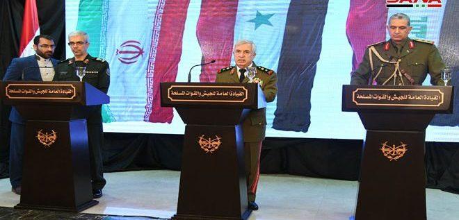 وزير الدفاع السوري :سنستعيد السيطرة على كل شبر من الأرض السورية