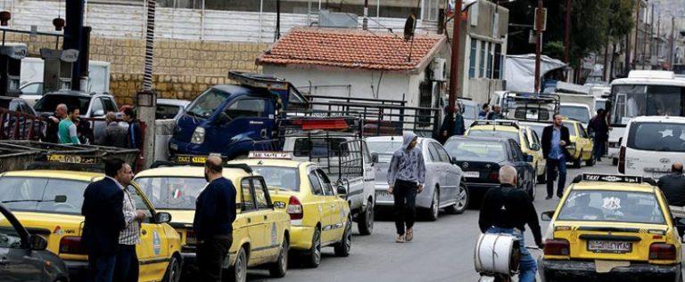 أزمة البنزين : أين النفط السوري؟