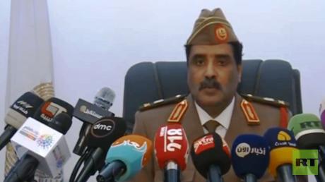 المسماري: معركة طرابلس تسير على 7 محاور ونتوقع فتح الثامن قريبا