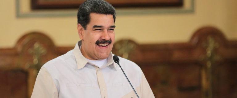 مادورو يعلن عن سيطرته الكاملة على فنزويلا