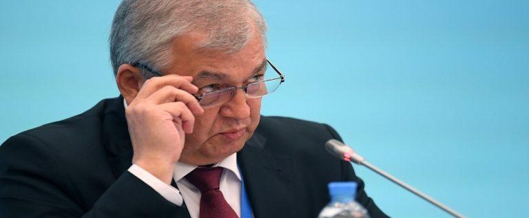 لافرينتيف يكشف مكان وموعد إطلاق اللجنة الدستورية السورية