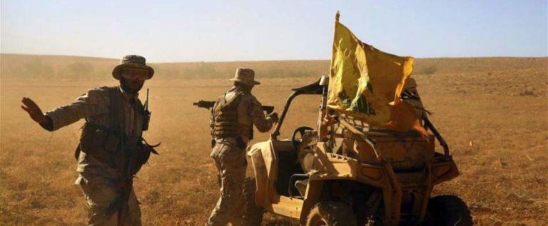 """حزب الله"""" يخلي قارة في القلمون.. ومواقع عسكرية جديدة يتمركز فيها"""